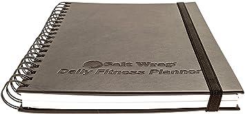 Die saltwrap Tägliche Fitness Planer, Best Gewicht Training Log ...