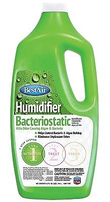 BestAir 3BT, Original BT Humidifier Bacteriostatic Water Treatment