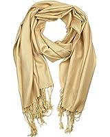 "Paskmlna® Large Solid Color Pashmina Shawl Wrap Scarf 80"" X 27"""