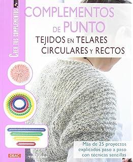 Complementos de punto tejidos en telares circulares y rectos (Cp - Serie Punto (drac