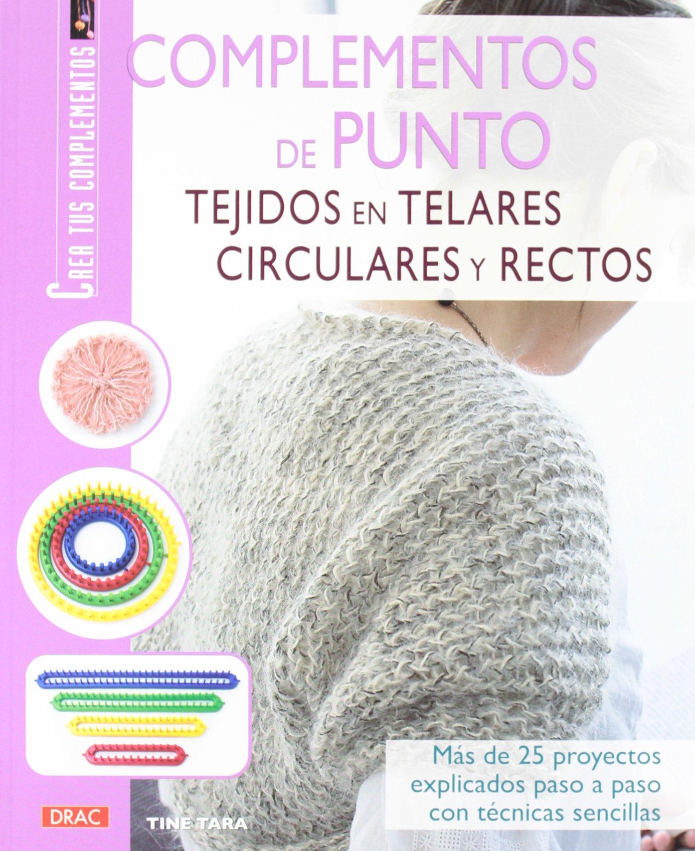 Complementos de punto tejido en telares circulares y rectos (Spanish ...