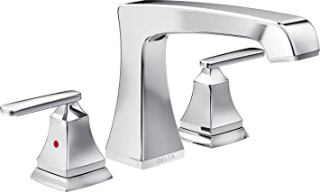 delta faucet t2764 ashlyn roman tub trim chrome