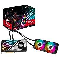 ASUS ROG Strix LC AMD Radeon™ RX 6800 XT OC Edition Gaming Graphics Card ( PCIe 4.0, 16GB GDDR6, HDMI 2.1, DisplayPort 1…