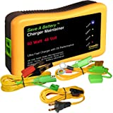 Battery Saver 2365-48 48V 50W Quick Charger and Auto Pulse Maintainer
