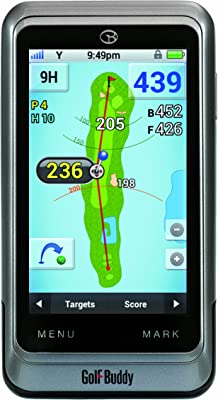 GolfBuddy GB3-PT4 Golf GPS/Rangefinder