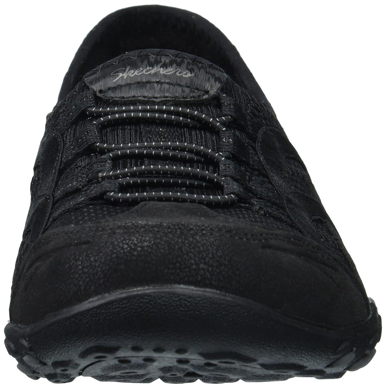 Skechers Versed Women's Breathe Easy Well Versed Skechers Sneaker B0748636WF 9 B(M) US|Black 7776e2