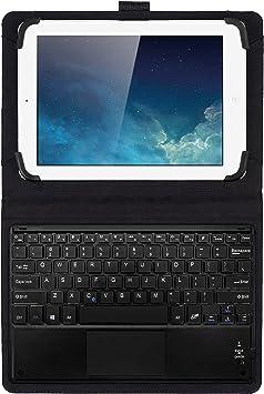 JETech 2154-KB-BT-10-CASE teclado para móvil Negro Bluetooth ...