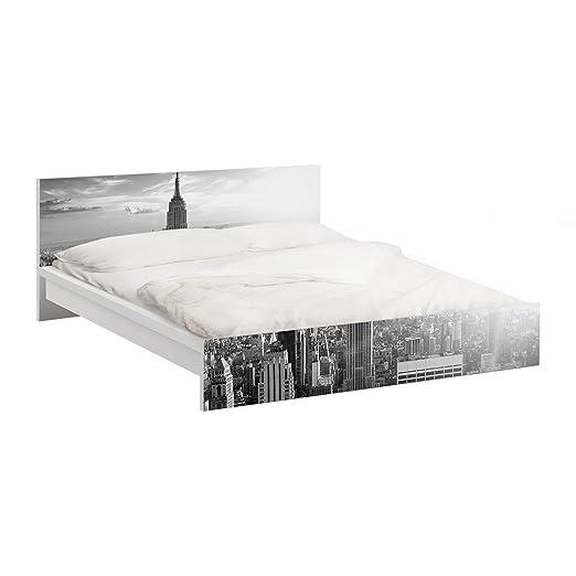 Apalis Vinilo Adhesivo para Muebles IKEA - Malm Bed Low 180x200cm ...