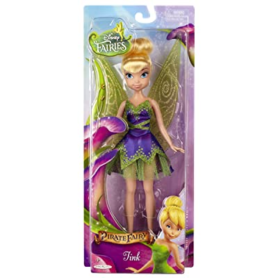 Disney Fairies The Pirate Fairy 9 inch Tink Doll: Toys & Games