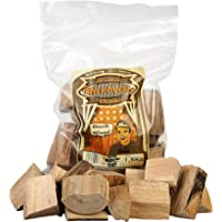 Axtschlag Räucherklötze Hickory 1,5 kg, mehrfarbig