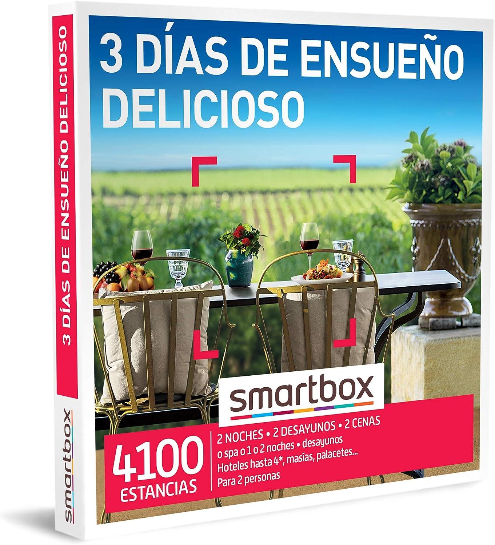 3 dias de ensueño delicioso smartbox