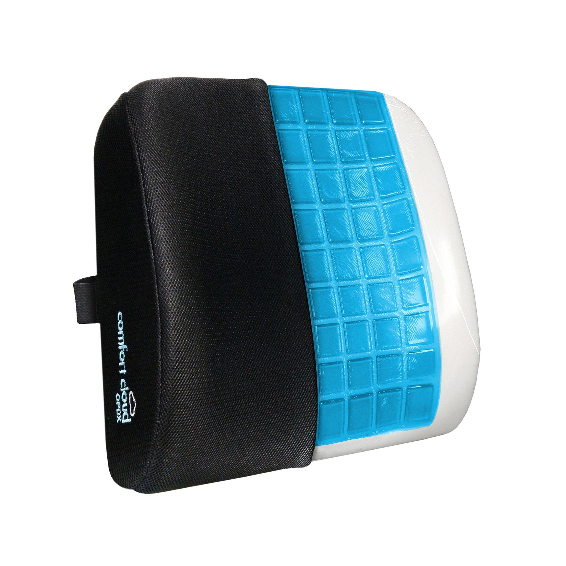 Amazon Com Kieba Coccyx Seat Cushion Cool Gel Memory