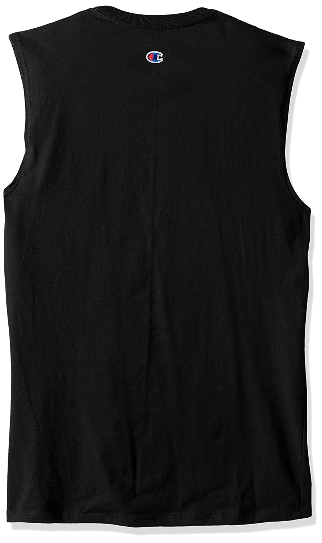 Amazon.com  Champion Men s Classic Jersey Muscle T-Shirt  Clothing 5ba655cace5d