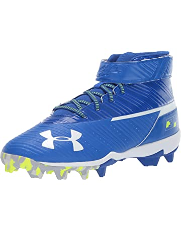 Under Armour Mens Harper Mid Rm Baseball Shoe 10.5