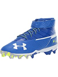Under Armour Mens Harper Mid Rm Baseball Shoe