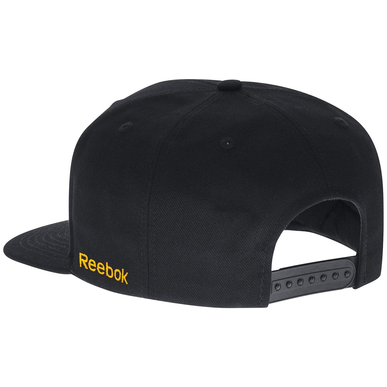c2a18404d83 Amazon.com   NHL Pittsburgh Penguins Men s High Box Flat Brim Snapback Cap