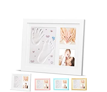 Amazoncom Timeless Newborn Baby Hand And Footprint Kit And Frame