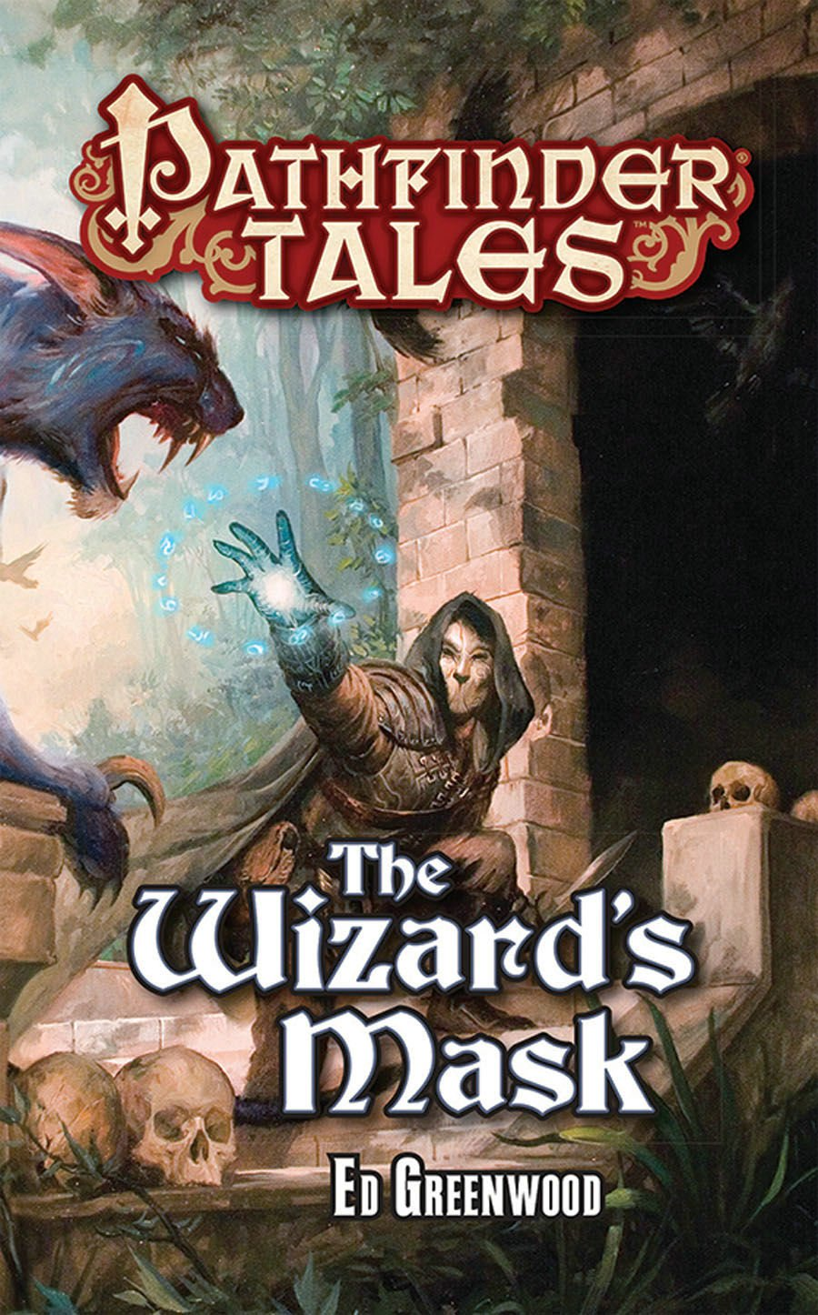 Pathfinder Tales: The Wizard's Mask pdf
