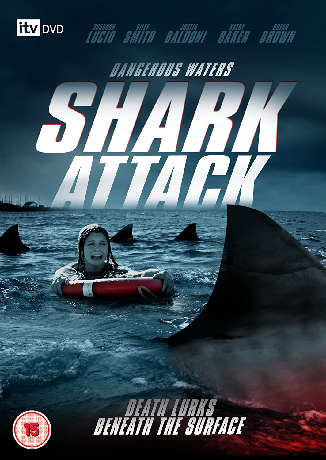 shark night dvd amazon co uk sara paxton dustin milligan dangerous waters shark attack dvd