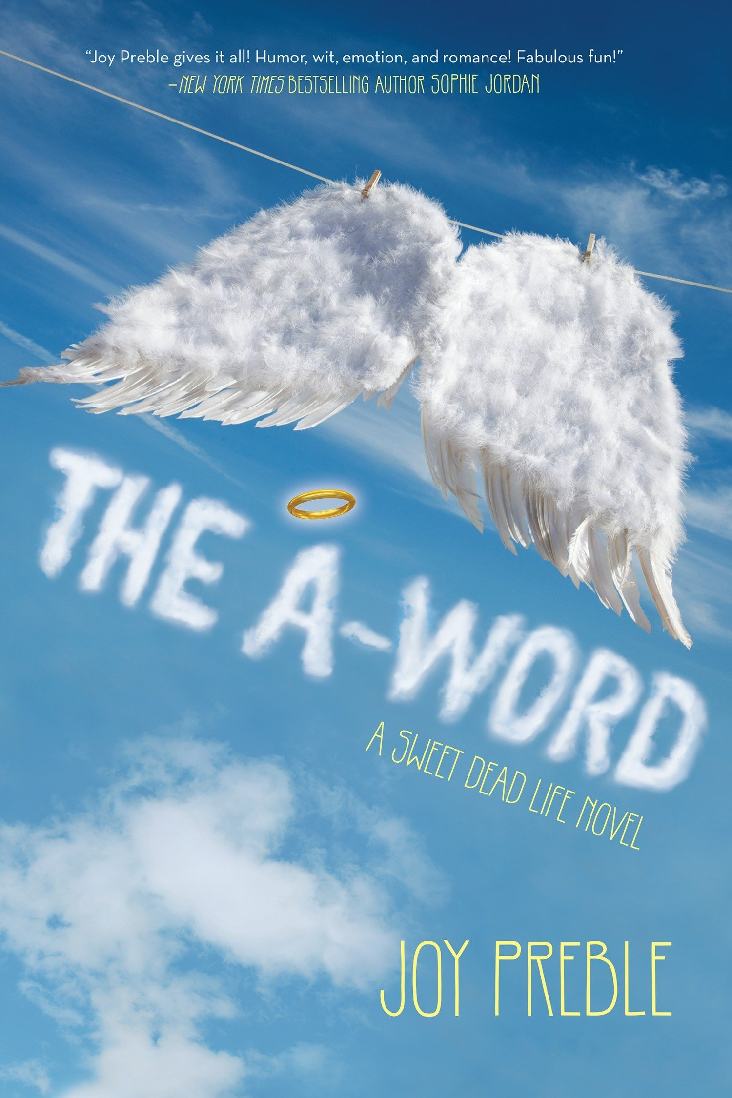 Download The A-Word: A Sweet Dead Life Novel pdf