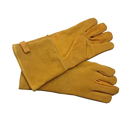 Amazon Com Pleasant Hearth Fireplace Gloves Home Kitchen