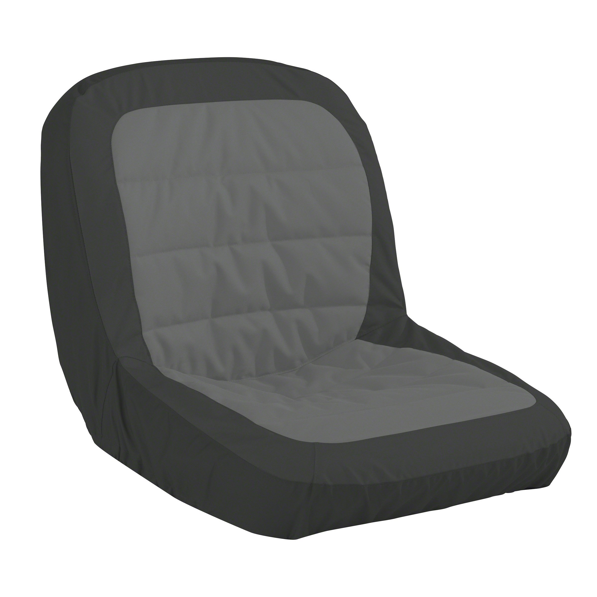 Classic Accessories Lawn Tractor Contoured Seat Cover, Large