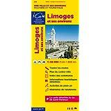 88409 Limoges et Ses Environs 1/80.000