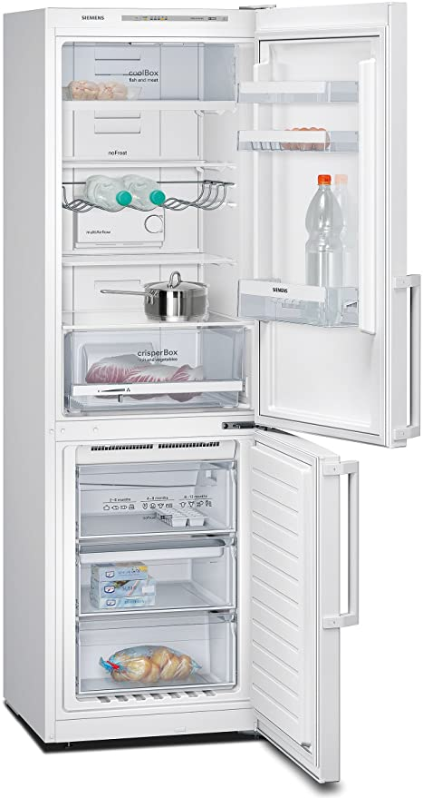 Siemens KG36NVW22 - Frigorífico Combi Kg36Nvw22 Nofrost ...