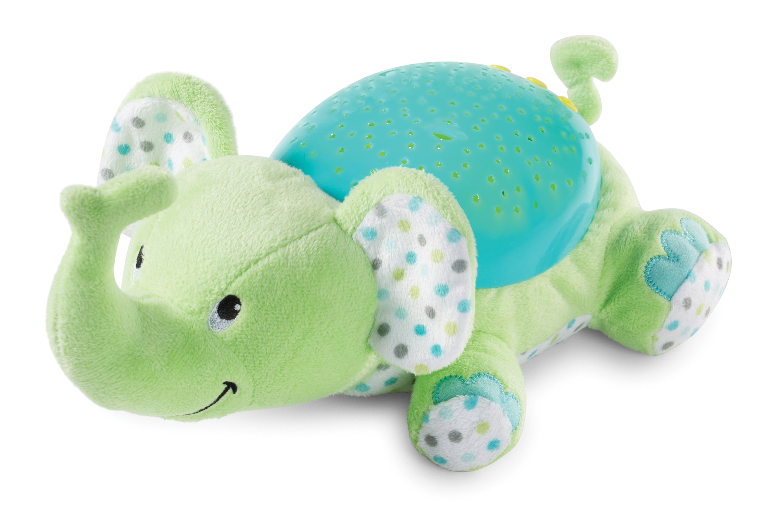 Summer Infant Slumber Buddies Projection and Melodies Soother, Eddie The Elephant