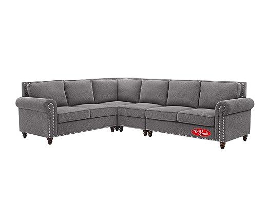 Amazon.com: Bliss Brands - Juego de sofá (tejido Dorris ...