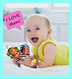 Foot Finders & Wrist Rattles for Infants