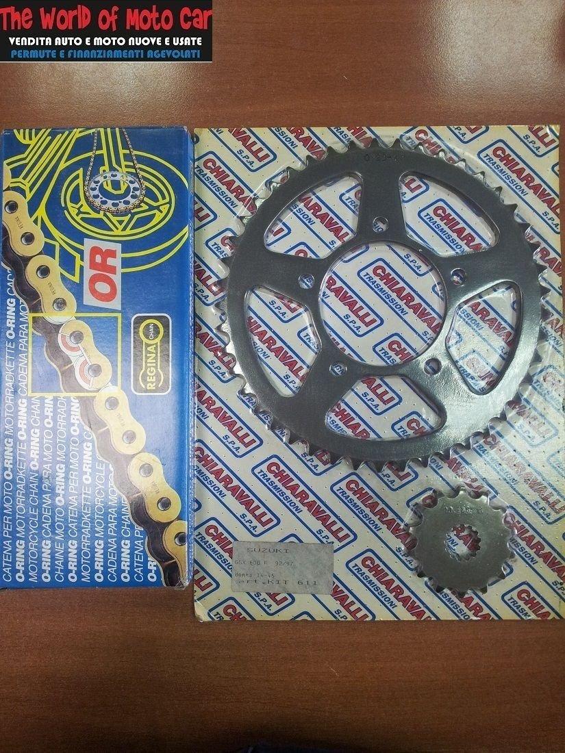 Catena O Ring Ox Ring.Kit X Ring 45 14 Chain 530 Ort 114 M Suzuki Gsx 600 F 92 97