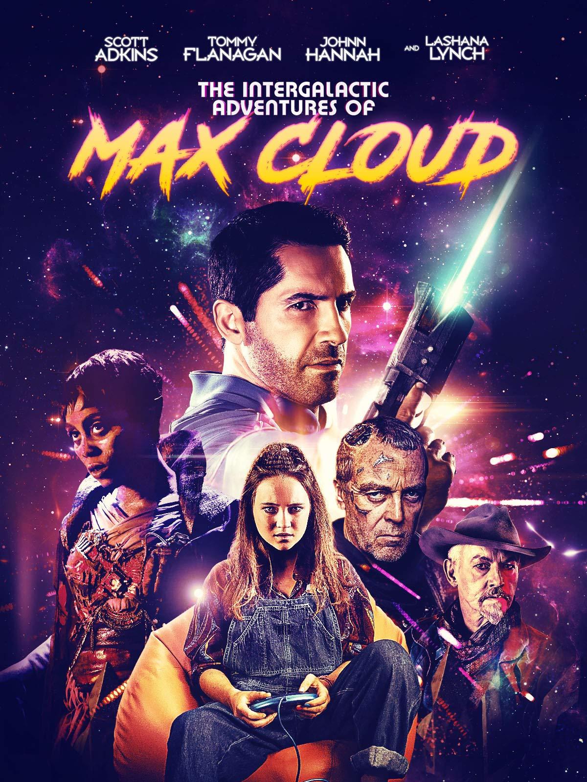 The Intergalactic Adventures of Max Cloud on Amazon Prime Video UK