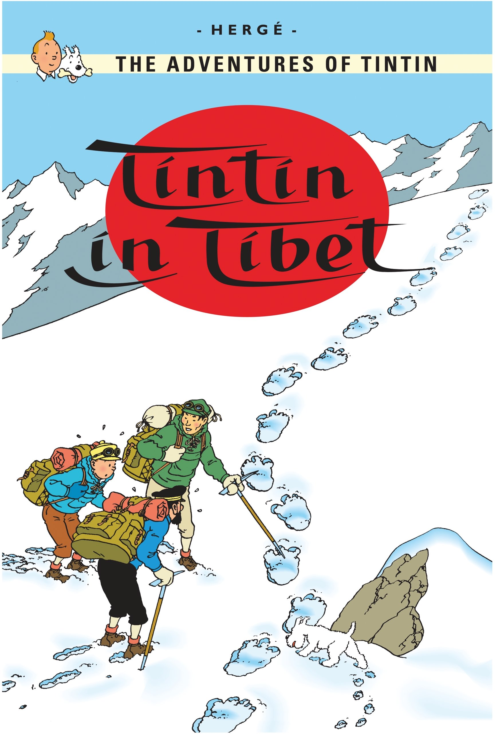 Tintin in Tibet ebook