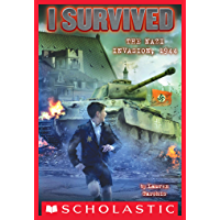 I Survived the Nazi Invasion, 1944 (I Survived #9) (English Edition)