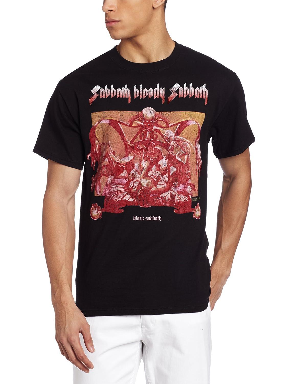 Black sabbath t shirt xxl - Bravado Men S Sabbath Bloody T Shirt