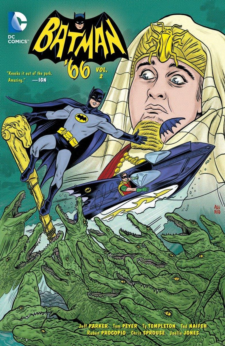 Read Online Batman '66 Vol. 2 pdf epub