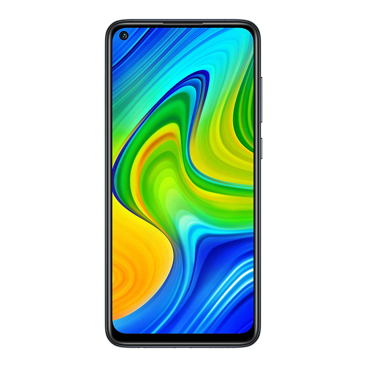 Redmi Note 9 (Shadow Black, 4GB RAM, 64GB Storage)