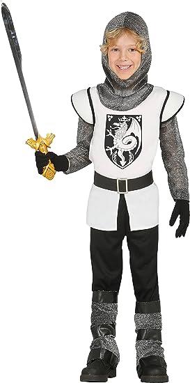 Guirca- Disfraz caballero medieval, Talla 3-4 años (85696.0 ...
