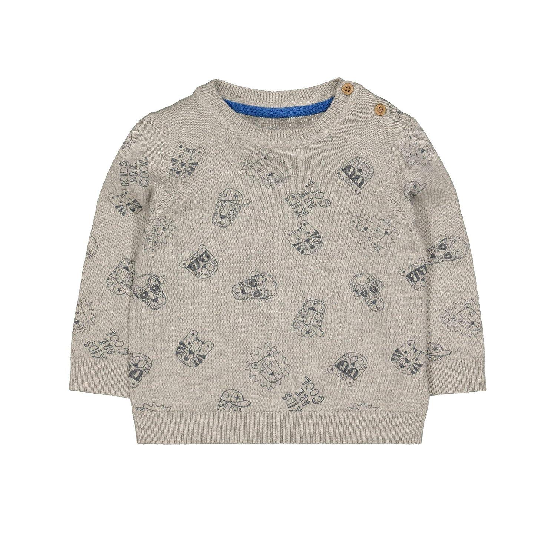 Mothercare Baby Boys' Statemet Crew Knit Cardigan QA250