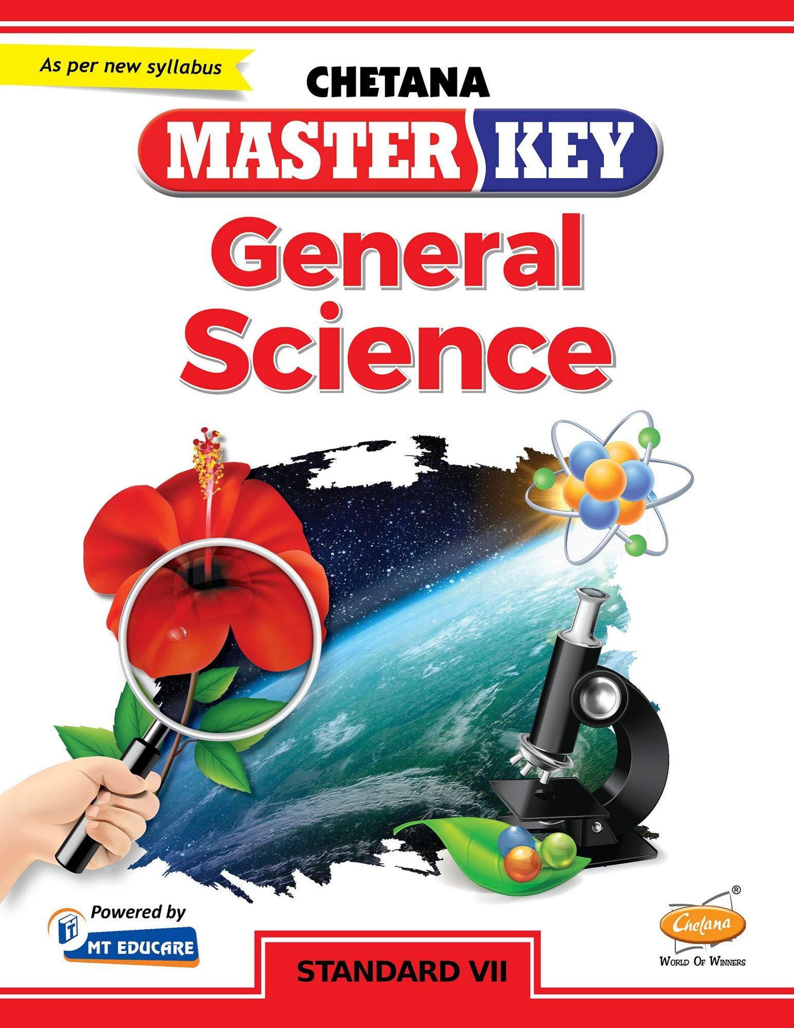 Buy Std  7 Master Key General Science (Mah  SSC Board) Book Online