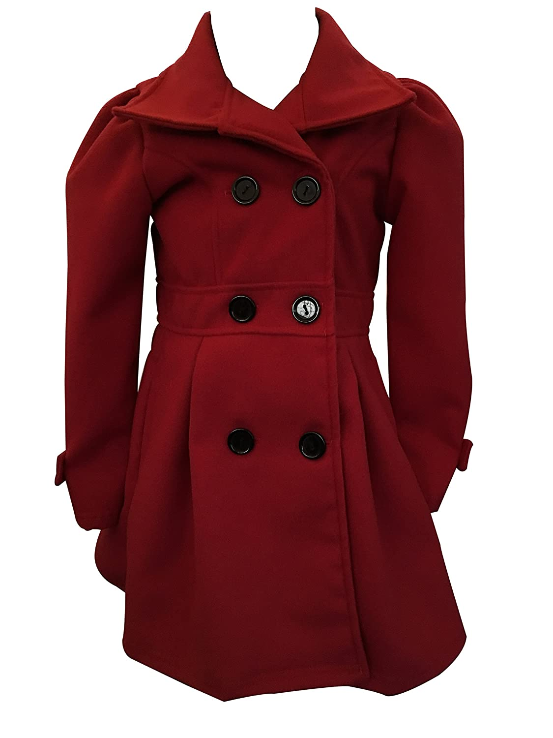 Pea Coat for Girls