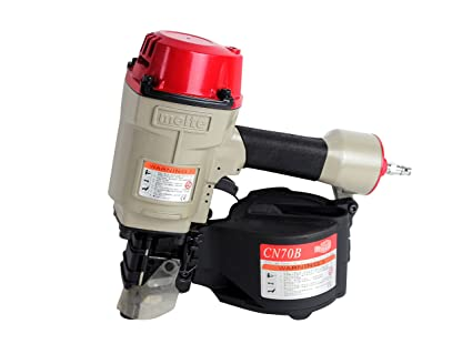 meite CN70 1-3/4 Inch To 2-3/4-Inch Industrial Coil Siding Nailer or ...