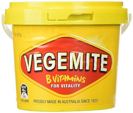 Amazon Com Vegemite Pot 950g Made In Australia Grocery