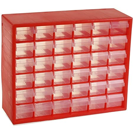 Marko Tools 36 Drawer Tool Organiser Screw Nut Bolt Nail Fixings Storage Chest Garage Shed  sc 1 st  Amazon UK & Marko Tools 36 Drawer Tool Organiser Screw Nut Bolt Nail Fixings ...