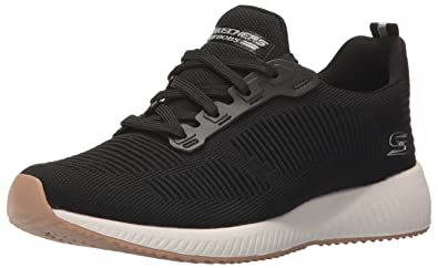 Skechers Bobs Squad-Photo Frame, Zapatillas para Mujer: Amazon.es: Zapatos y complementos