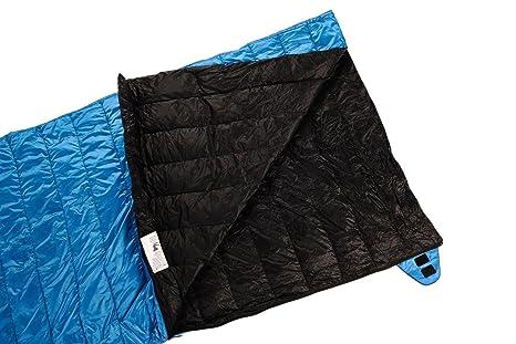 alvivo Plumón de techo saco de dormir Ibex Travel Light