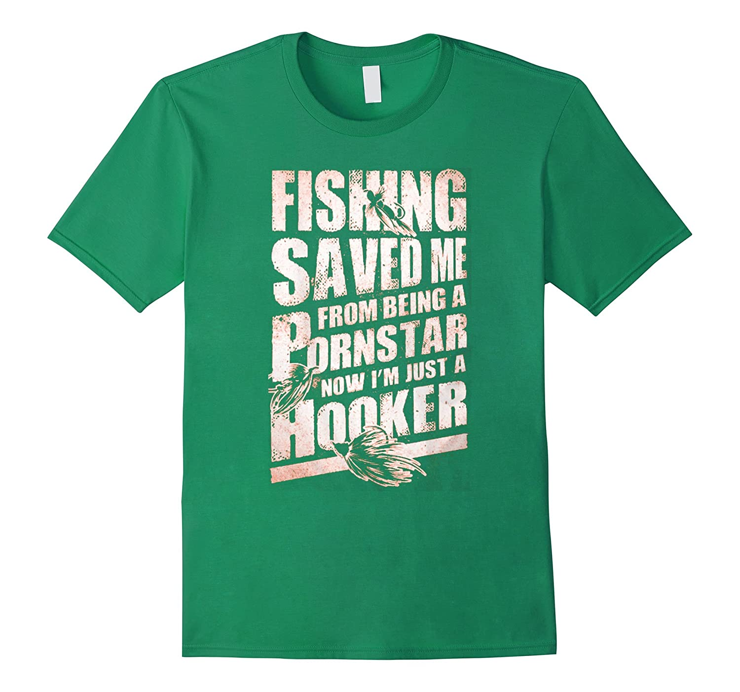 fishing save me from being a pornstar now im just hooker-RT