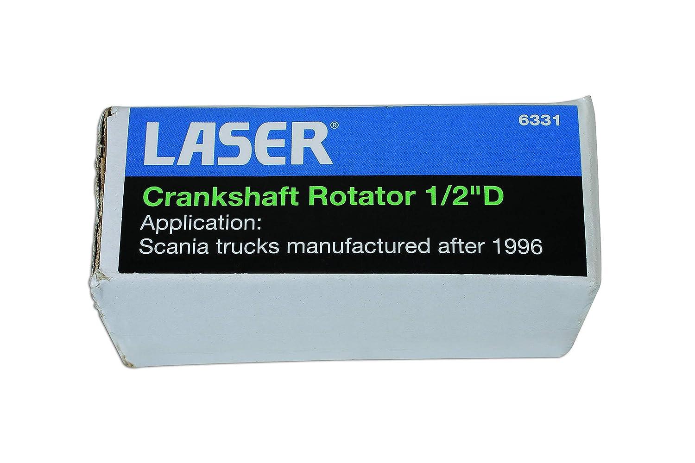 1//2-inch Dia Laser 6331 Crankshaft Rotator Scania