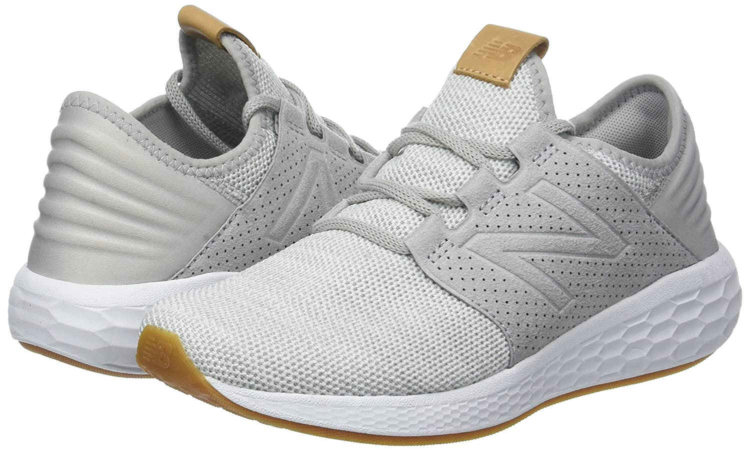New Balance Damen Fresh Fresh Fresh Foam Cruz V2 Knit Laufschuhe Rosa One Größe 0549d3